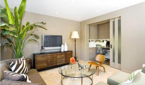 新房装修后客厅放什么植物好风水?