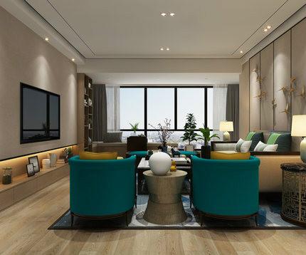 家庭装修(客厅卧室/厨房卫浴/顶面墙面地面)资金的重点分配